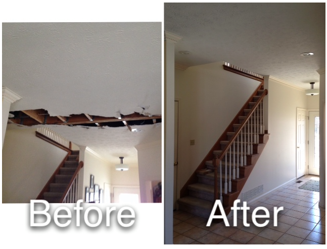 Water Damage Restoration Evansville In