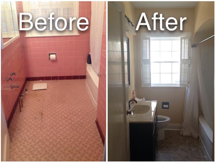 Remodeling contractors evansville in for Bathroom remodel evansville in