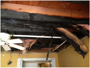 Fire Smoke Damage Restoration Evansville, Indiana,