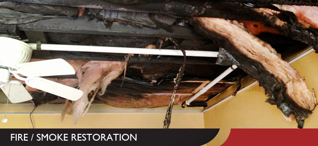 Fire Smoke Damage Restoration Evansville, Indiana