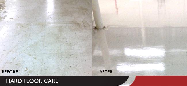 Hard Floor Care Service in Evansville and Newburgh, IN