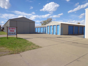 Self Storage Space Services in Evansville and Newburgh, IN