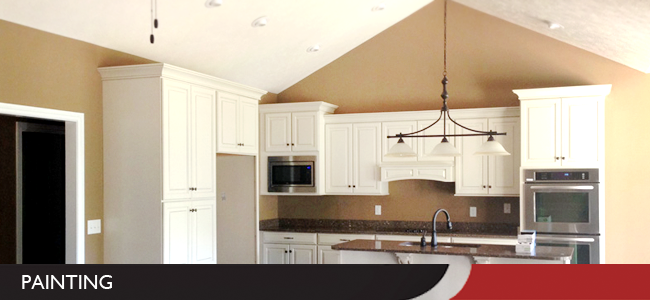 Professional Painting Services in Evansville and Newburgh, IN