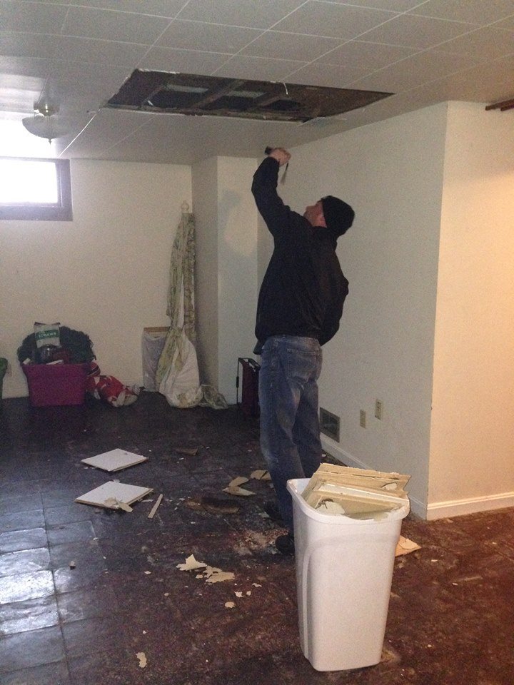 Water Damage Repair Specialists Evansville